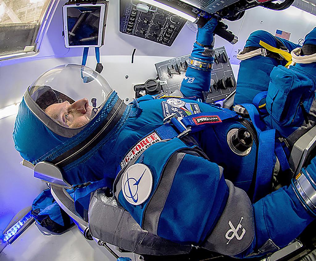 Varjo & Boeing: A New Era in Astronaut Training using Virtual Reality