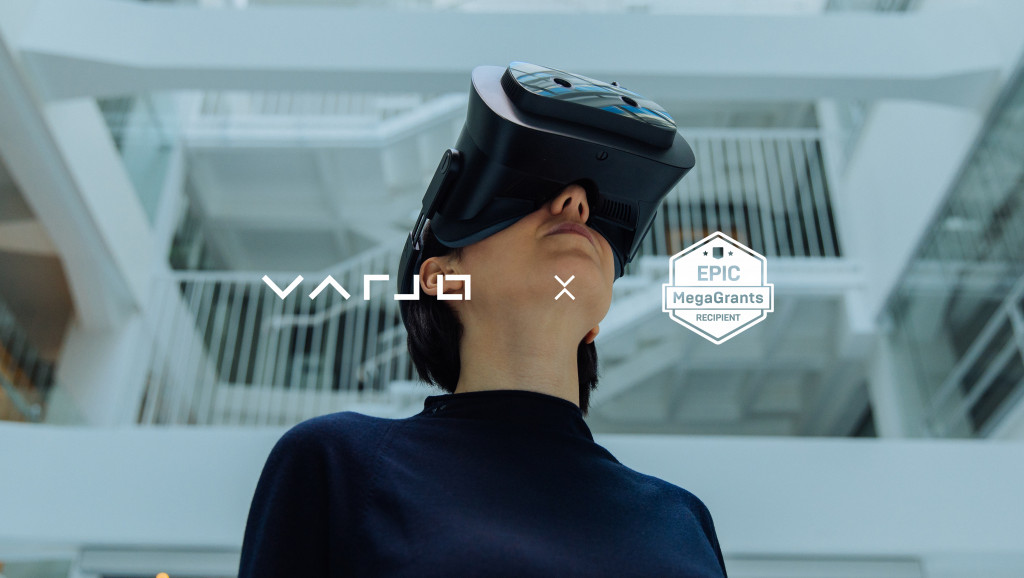 Varjo Has Developed Mixed Reality support for Unreal Engine