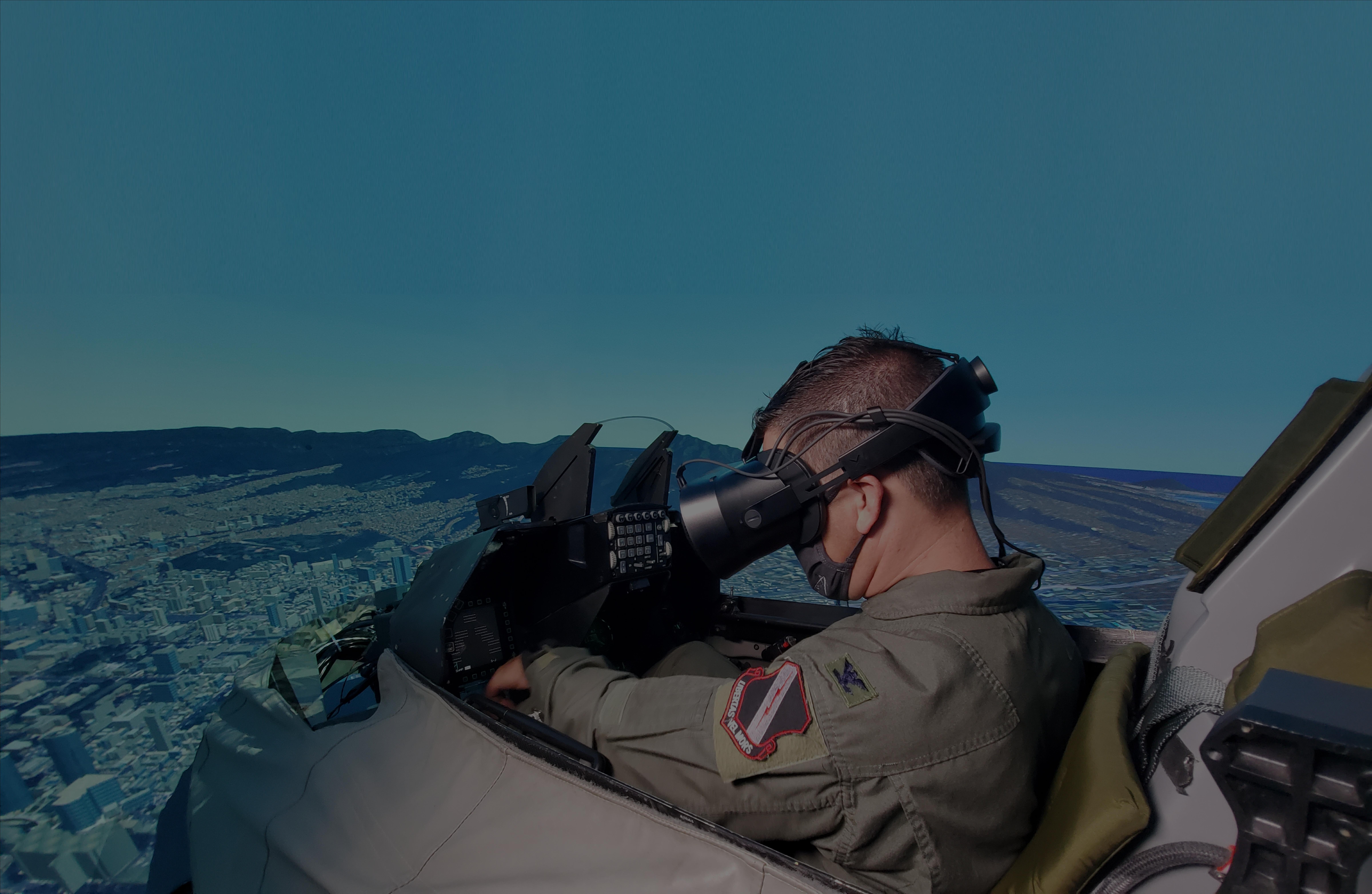 Lockheed Martin & Varjo: Virtual and Mixed Reality Training Solutions