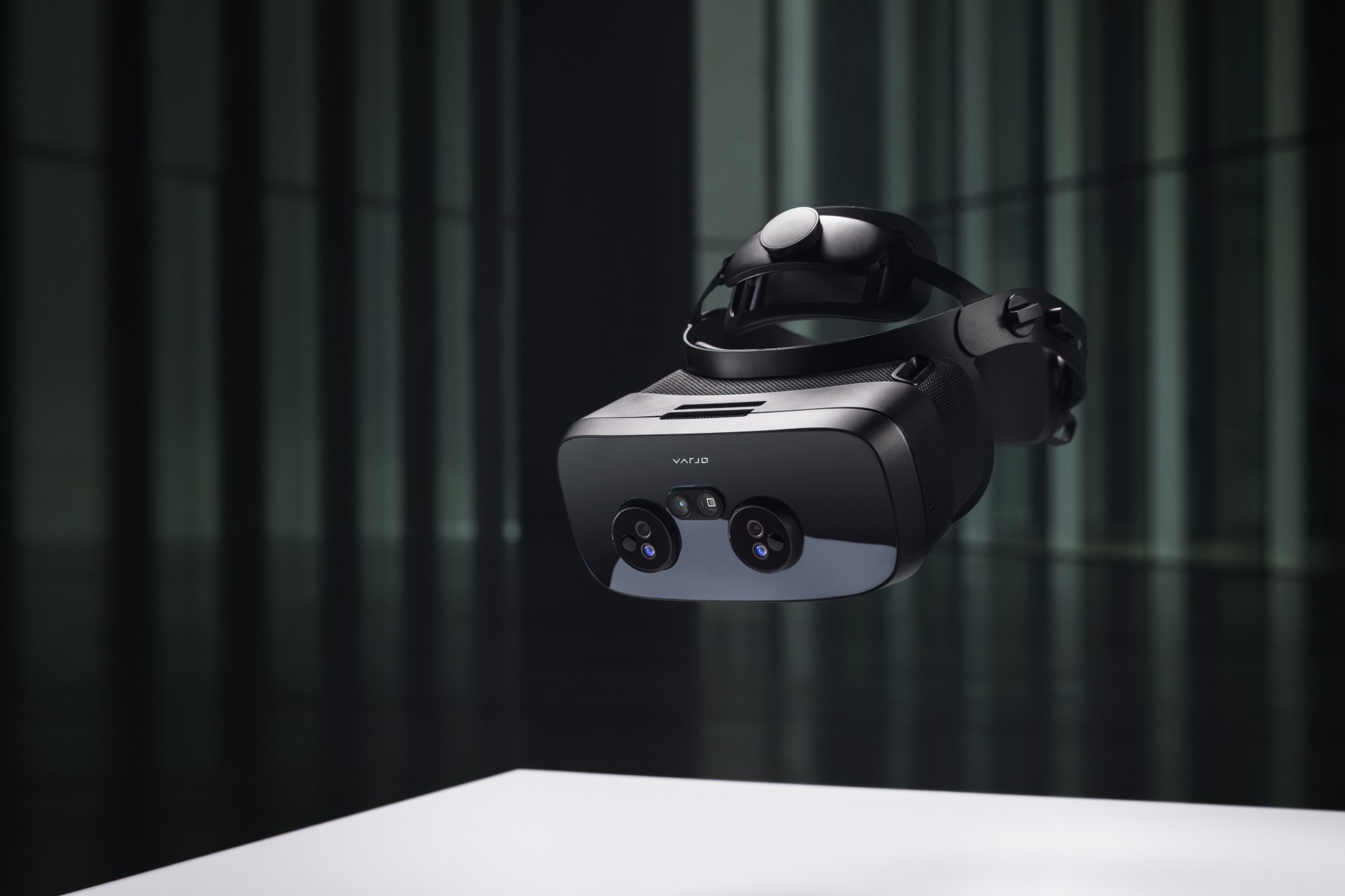 Varjo XR-3 Combines High-Resolution Virtual Reality (VR), Augmented Reality (AR) and Mixed reality (MR), being the only true Extended Reality headset