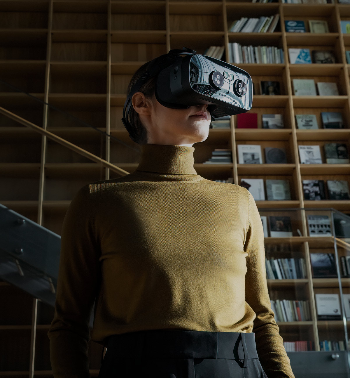 VR for research – Find out how Varjo headsets allow you to conduct high-level academic, clinical and commercial studies in the most immersive XR/AR/VR environments.