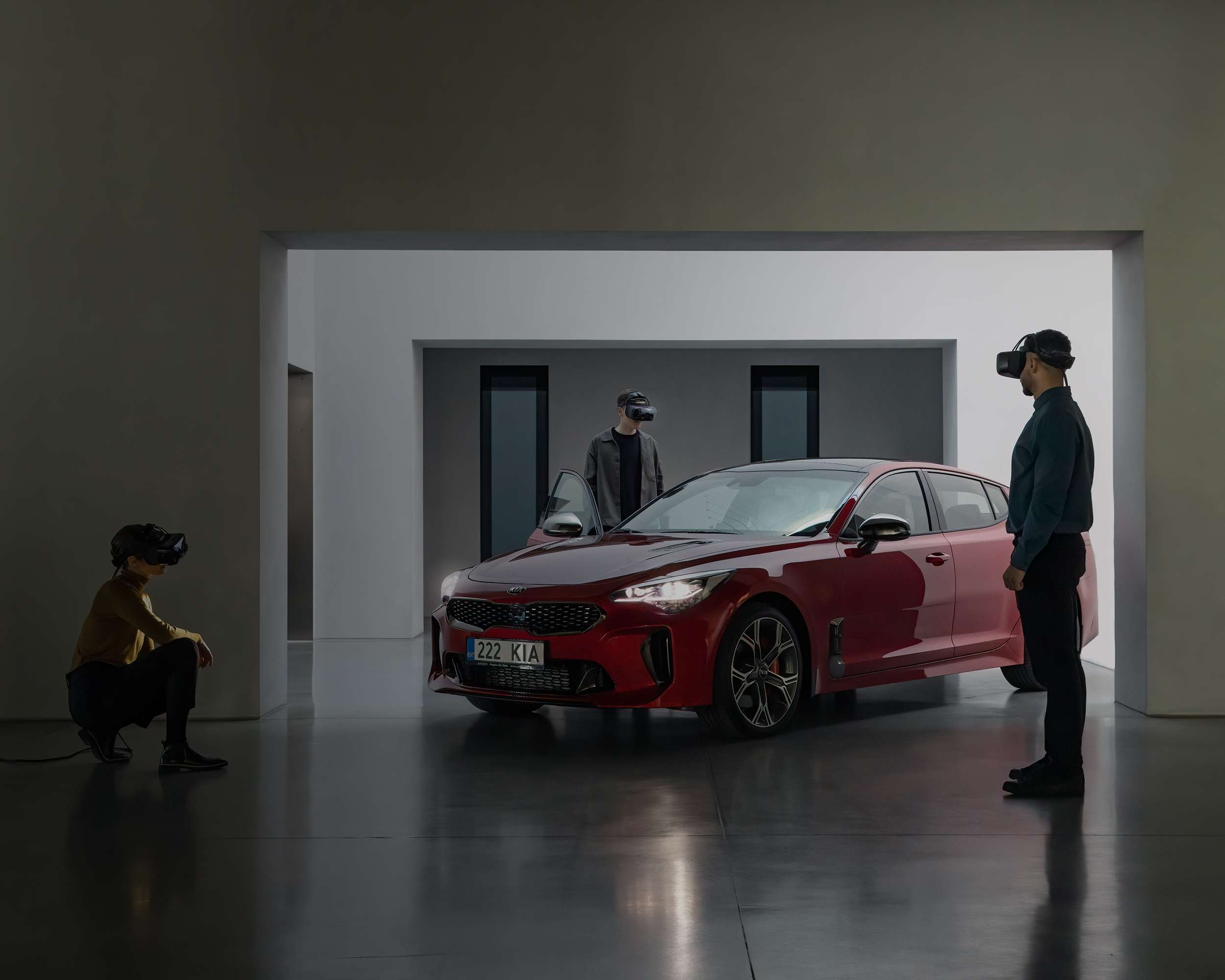 Varjo VR and AR for Design and Engineering in the Automotive Sector – Highest-resolution with the widest field of view