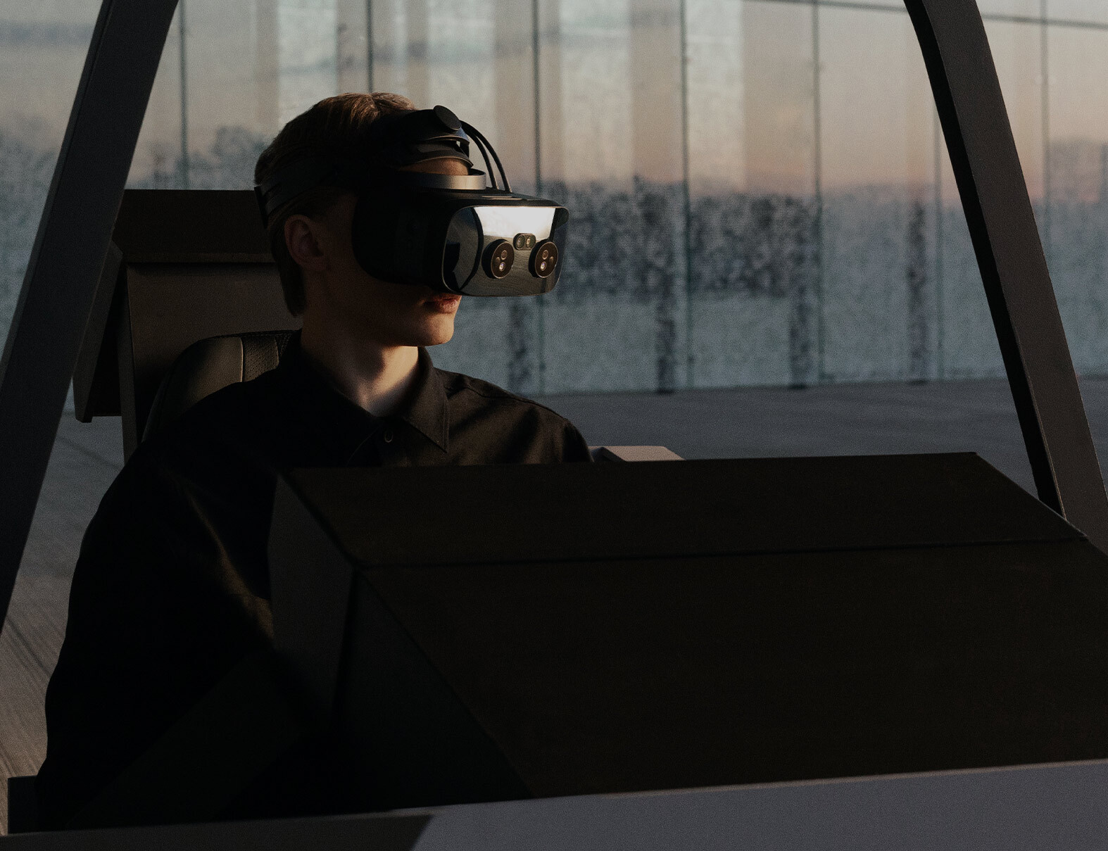 Pilot performance review in virtual reality (VR)