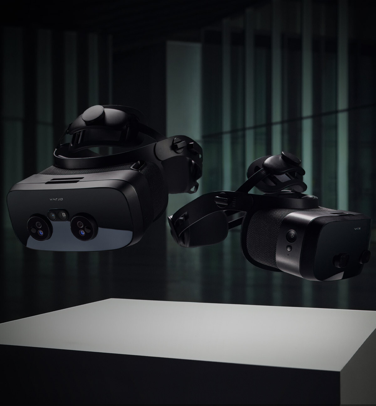 Varjo XR-3 and VR-3 Virtual and Mixed Reality Headsets Deliver the Industry's Highest Resolution with the Widest FOV