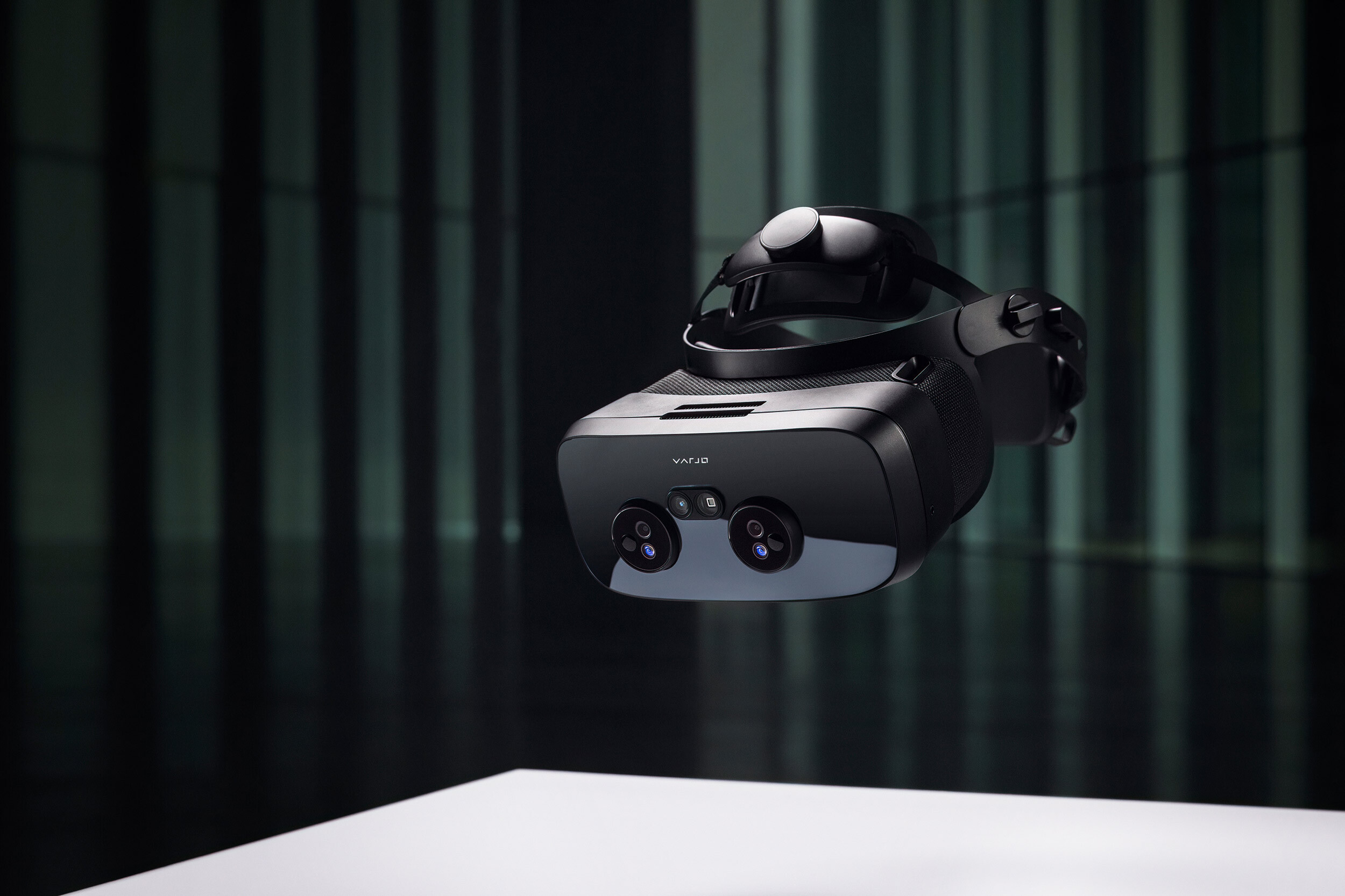 The world's most advanced augmented, virtual & mixed reality headsets for professionals – Varjo