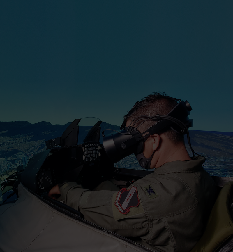 Lockheed Martin: Training and Simulation in Virtual Reality and Mixed reality – XR and VR case studies