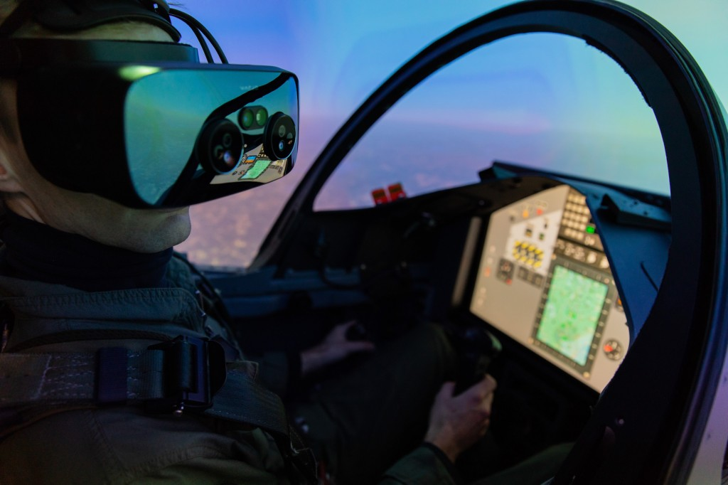 Case Finnish Air Force, Varjo, Patria and Bohemia Interactive Simulations: The Future of Pilot Training with LVC and Mixed Reality