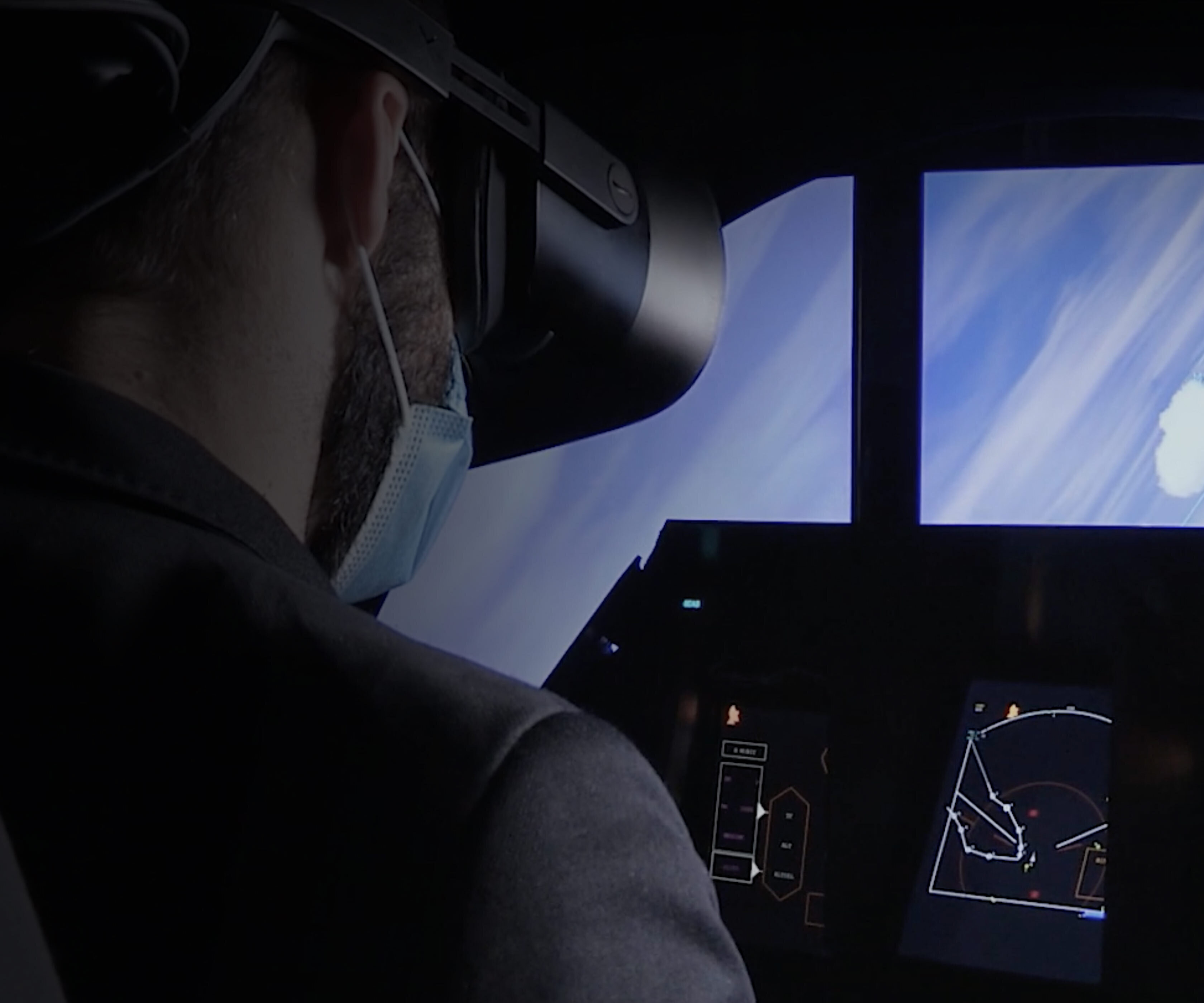 Case Dassault Aviation & Varjo: Enhanced realism in virtual and mixed reality simulations for aviation training