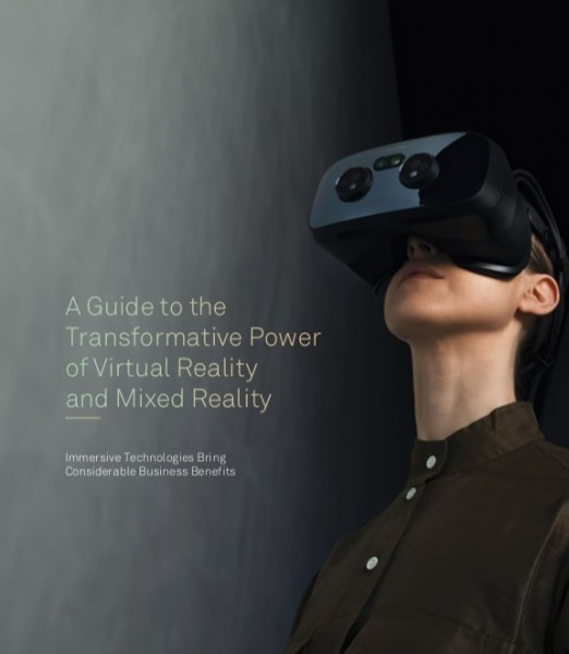 Varjo E-Book: A Guide to Virtual Reality and Mixed Reality