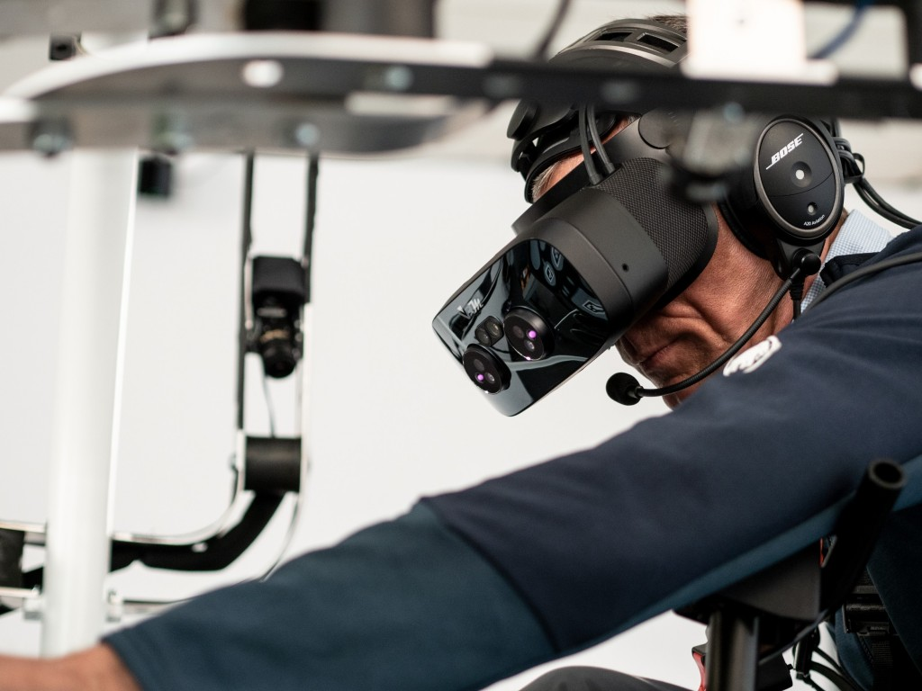 Varjo and VRM Switzerland Make History with the First Virtual Reality Simulator Officially Qualified by European Union Aviation Safety Agency EASA