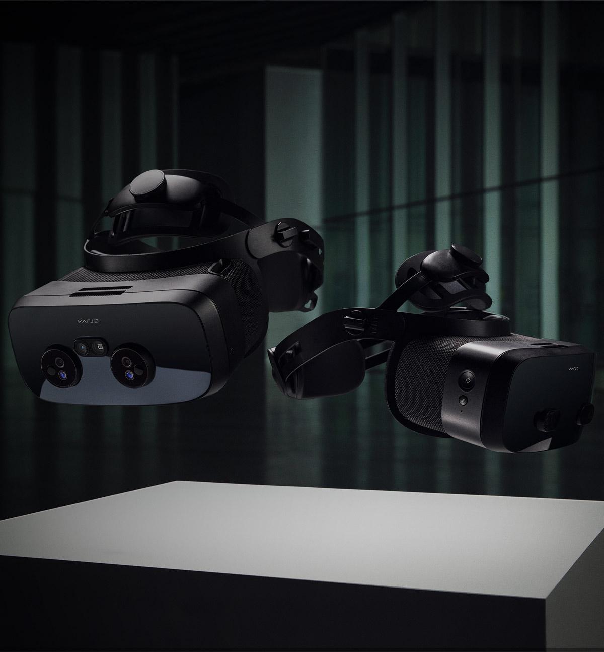 専門家のための仮想現実と複合現実 – Varjo